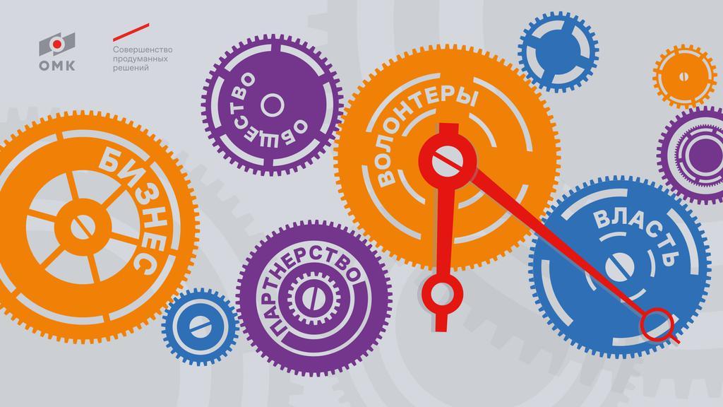 ОМК поддержит 13 социальных проектов в Белгороде в рамках конкурса «ОМК-Партнерство»